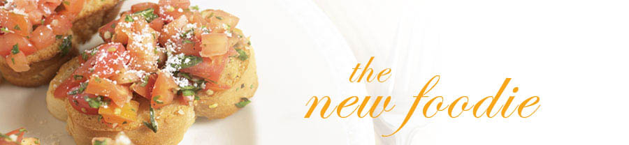 the new foodie - The food blog